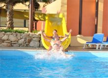 Suncrest Hotel, Qawra, Malta - Kids