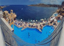 Suncrest Hotel, Qawra, Malta - Pool