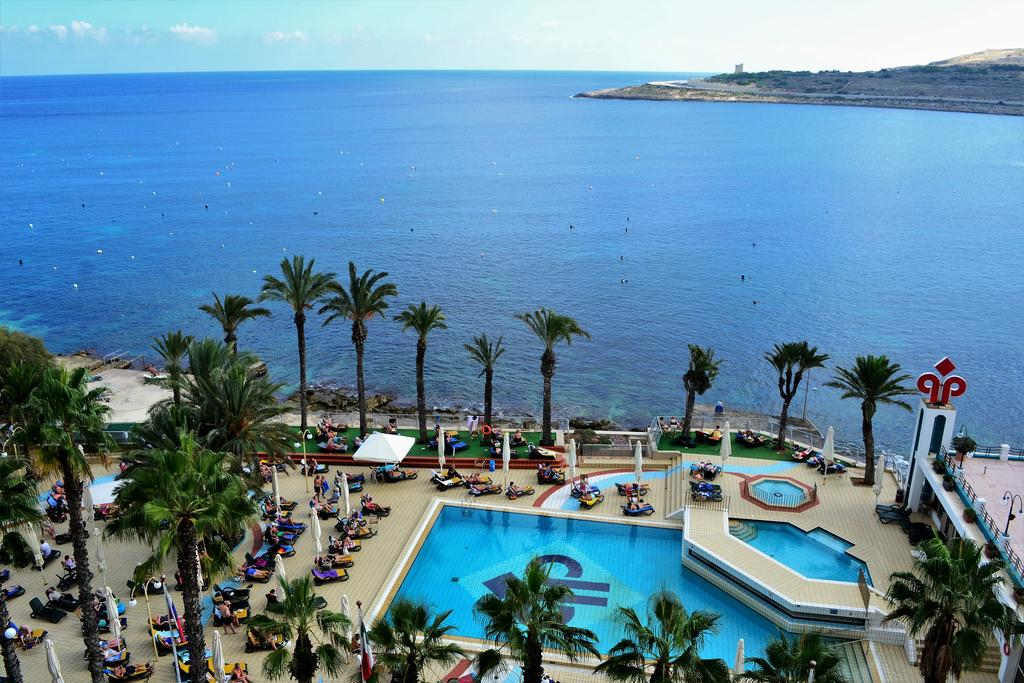 Disabled Holidays - Qawra Palace Hotel, Qawra, Malta