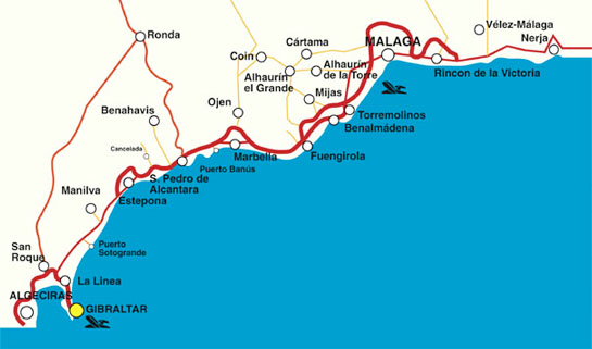 Disabled access holidays accessible holidays - Costa sol almeria ...