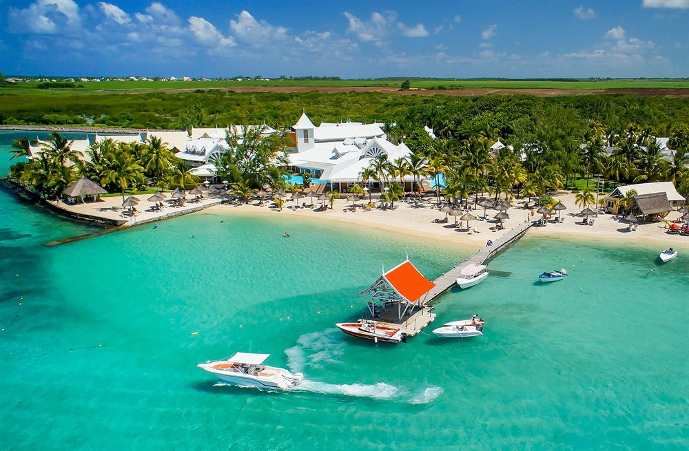 Disabled Holidays - Preskil Beach Resort - Mauritius, Indian Ocean