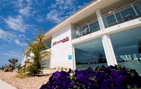 Disabled Holidays - Hotel Port Ciutadella - Menorca