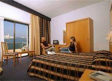 Milano Hotel, Sliema  - Bedroom