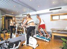 Milano Hotel, Sliema, Malta - Gym