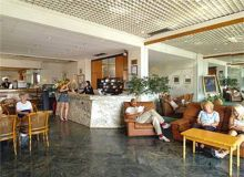 Milano Hotel, Sliema, Malta - Reception