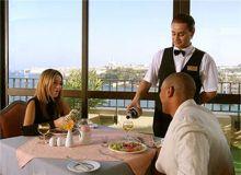 Milano Hotel, Sliema, Malta - Rooftop Restaurant