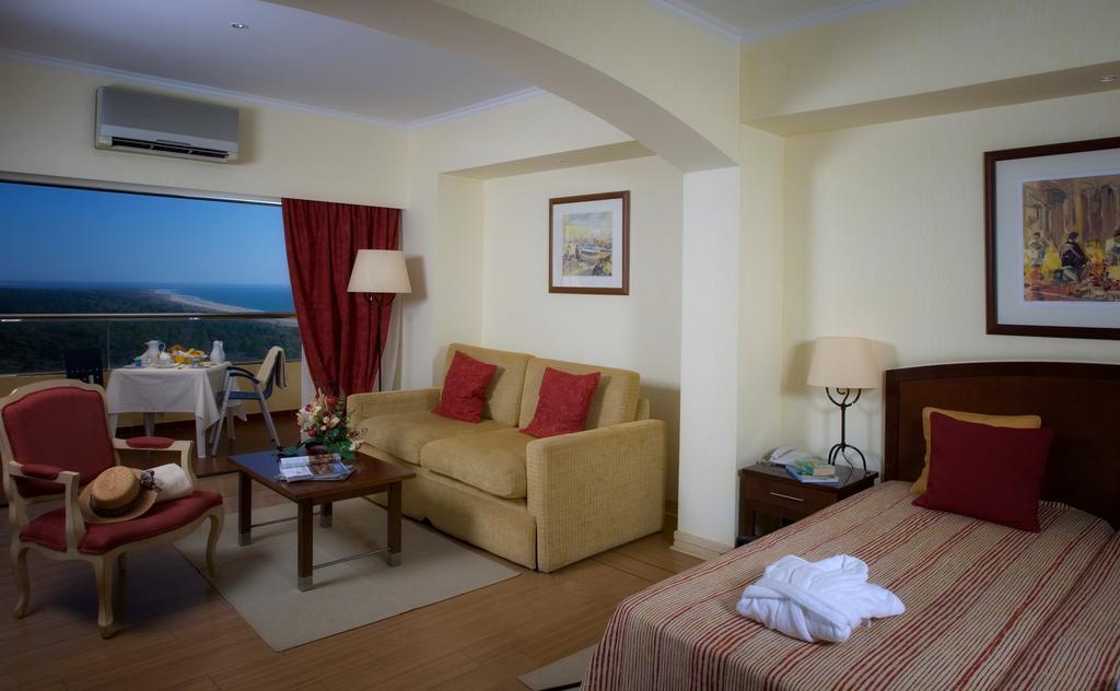 Yellow Montegordo Beach Hotel