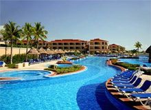 Disabled Holidays - Moon Palace Spa and Golf Resort - Mexican Carribbean