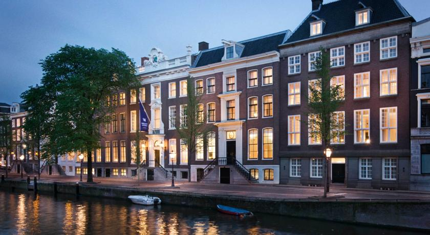 Disabled Holidays -  Hotel Waldorf Astoria Amsterdam