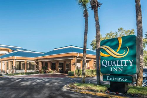 Disabled Holidays - Quality Inn International, International Drive, Orlando