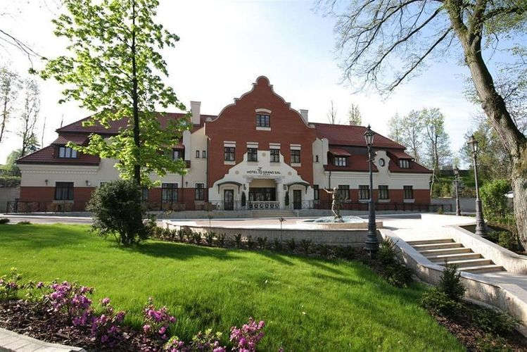 Disabled Holidays - Grand Sal Hotel, Wieliczka, Poland