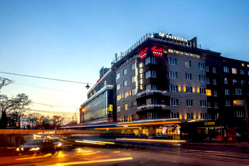 Disabled Holidays - Hotel Kossak, Krakow, Poland