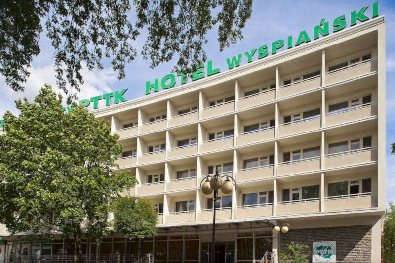 Disabled Holidays - Wyspianski Hotel, Krakow, Poland