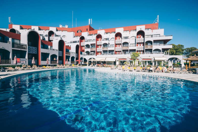 Disabled Holidays - Muthu Oura Praia Hotel - Portugal
