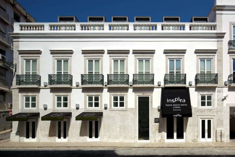 Disabled Holidays - Inspira Santa Marta Hotel & Spa - Portugal