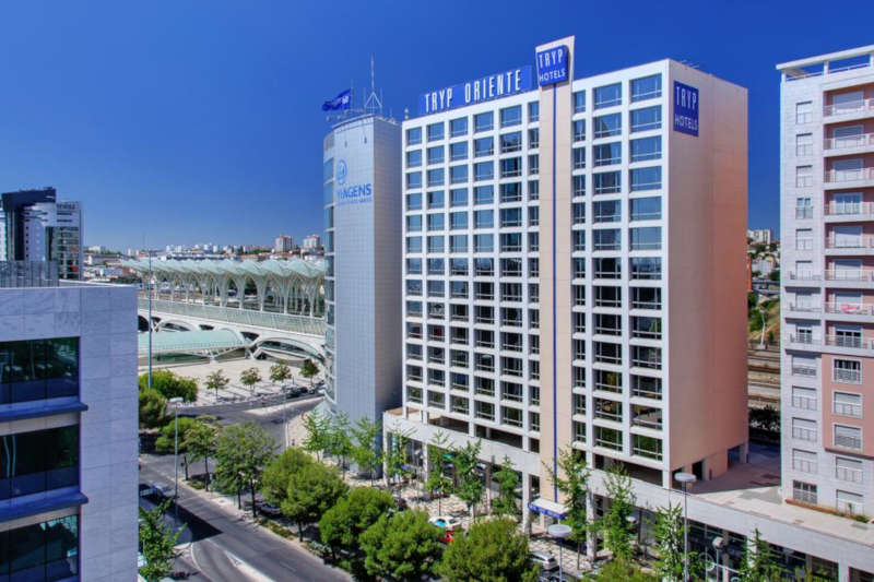 Disabled Holidays - Tryp Lisboa Oriente Hotel - Portugal