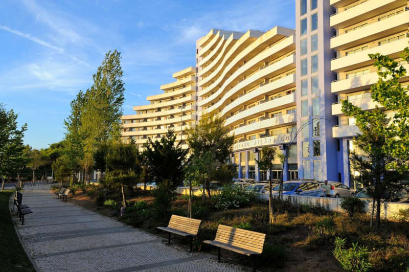 Disabled Holidays - Oceano Atlantico Apartments, Portugal