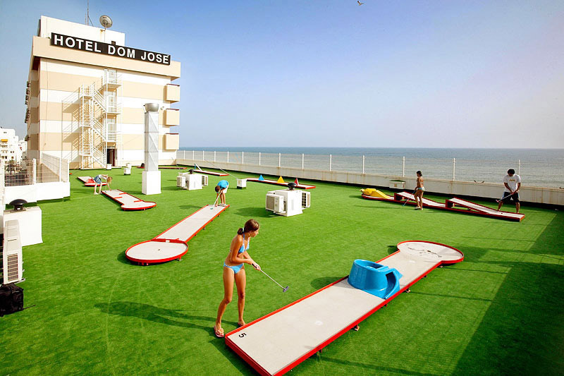 Hotel Dom Jose Beach Portugal