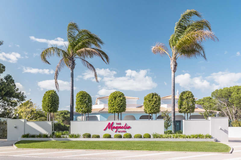 Disabled Holidays - The Magnolia Hotel, Algarve, Portugal
