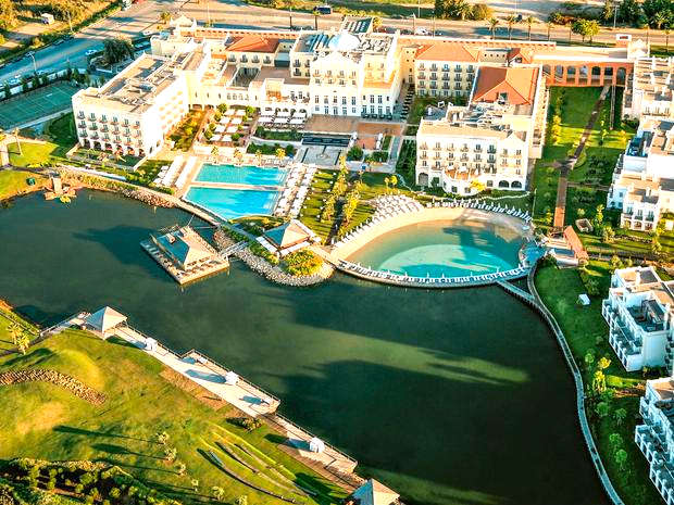 Disabled Holidays - Blue & Green The Lake Spa Resort, Vilamoura, Algarve, Portugal
