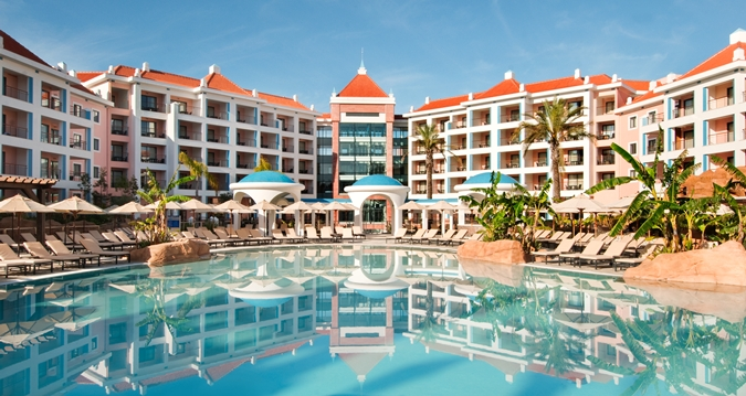 Disabled Holidays - Dom Jose Beach Hotel, Algarve, Portugal