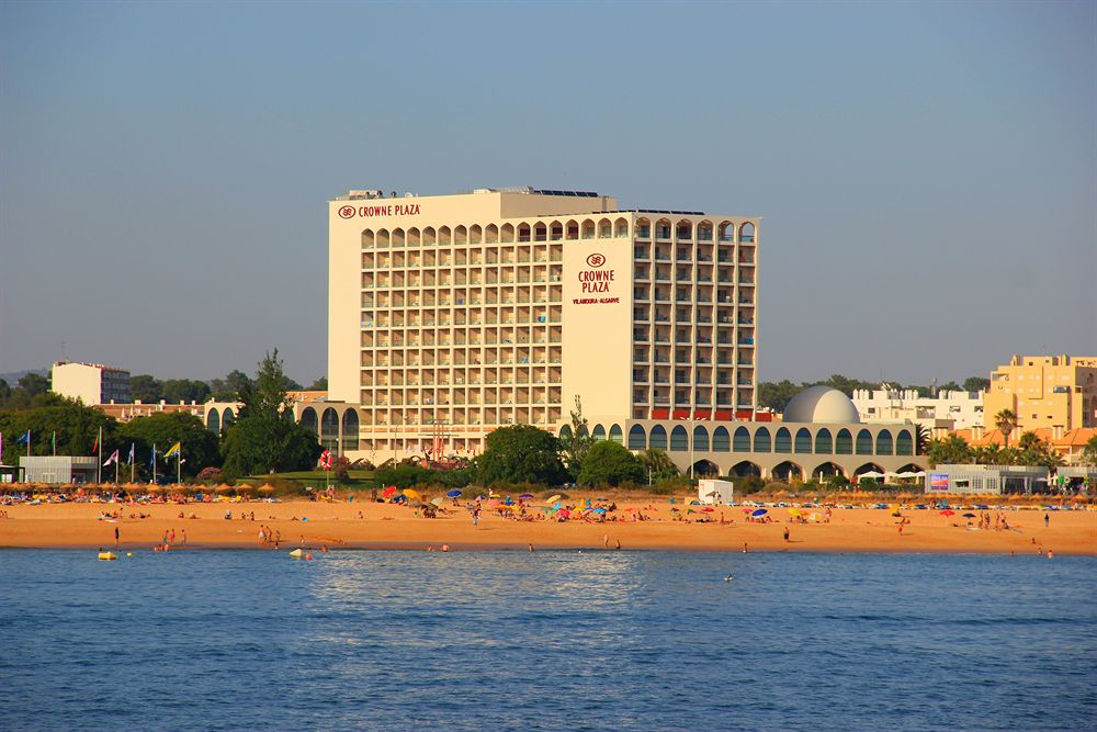Disabled Holidays -  Hotel Crown Plaza, Vilamoura