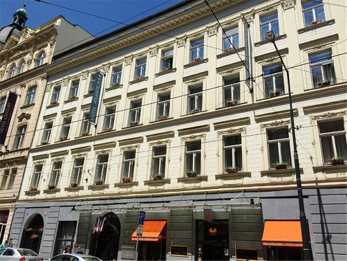 Disabled Holidays - Hotel Atlantic - Prague