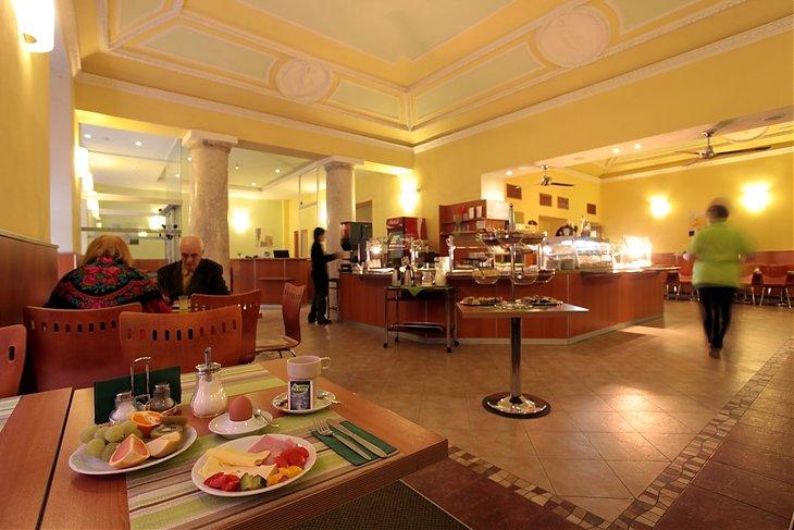 Hotel Atlantic, Prague