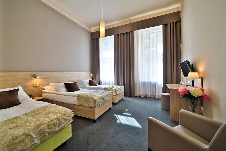 Hotel Atlantic, Prague
