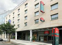 Disabled Holidays - Ibis Praha Wenceslas Square - Prague
