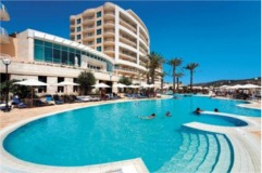 Disabled Holidays - Radisson Sands Resort Spa  Malta