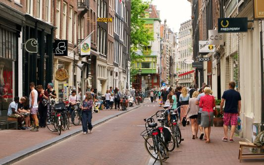 Accessible Hotels for Disabled Wheelchair users in Amsterdam