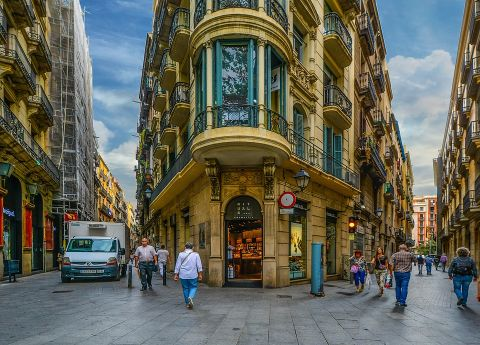 Accessible Hotels for Disabled Wheelchair users in Barcelona