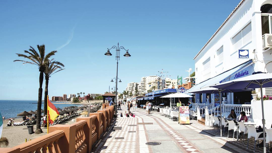 Disabled friendly accommodation in Benalmadena, Costa Del Sol, Spain