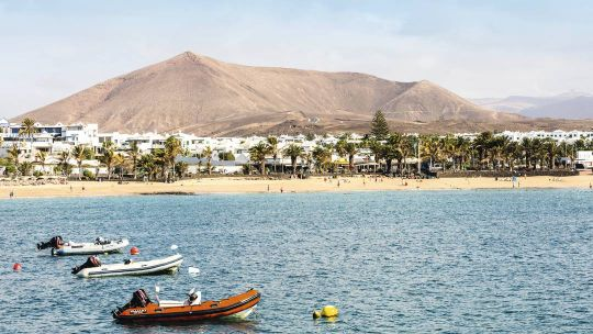 Disabled friendly accommodation in Costa Teguise, Lanzarote
