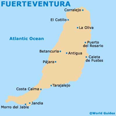 Accessible Hotels for Disabled Wheelchair users in Costa de Antigua, Fuerteventura