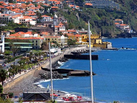 Disabled friendly accommodation in Funchal, Madeira