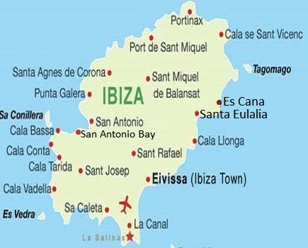 Accessible Hotels for Disabled Wheelchair users in Ibiza Town, Ibiza
