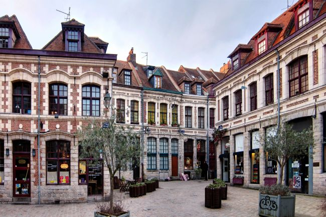 Accessible Hotels for Disabled Wheelchair users in Lille
