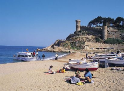 Disabled friendly accommodation in Lloret de Mar, Costa Brava, Spain