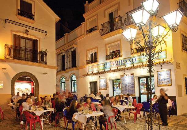 Disabled friendly accommodation in Marbella, Costa Del Sol, Spain