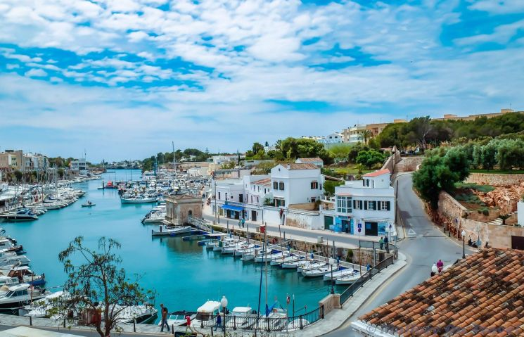Disabled accessible holidays in Menorca for wheelchair users with disability