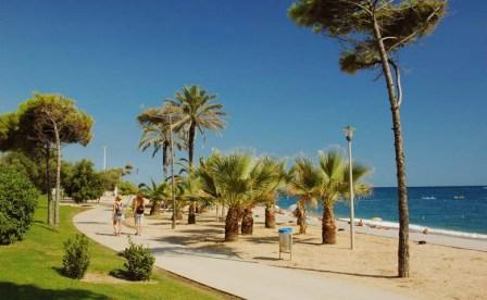 Disabled friendly accommodation in Pineda de Mar, Costa Brava, Spain
