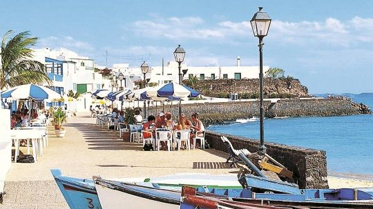 Disabled friendly accommodation in Playa Blanca, Lanzarote