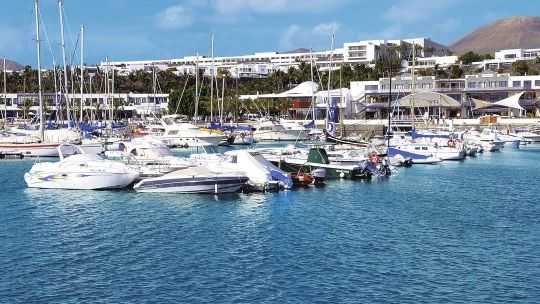 Disabled friendly accommodation in Puerto Calero, Lanzarote