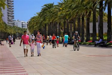 Disabled friendly accommodation in Salou, Costa Dorada, Spain