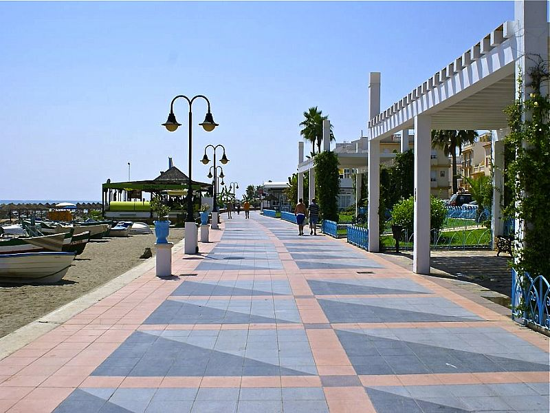 Disabled friendly accommodation in Torremolinos, Costa Del Sol, Spain