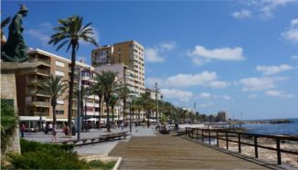 Disabled friendly accommodation in Torrevieja, Costa Blanca, Spain