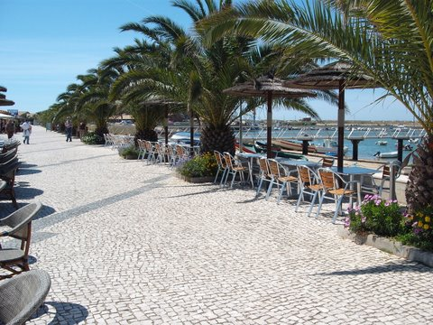 Disabled friendly accommodation in Alvor, Portugal