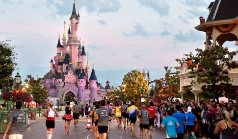 Accessible Hotels for Disabled Wheelchair users in Disneyland Paris, France